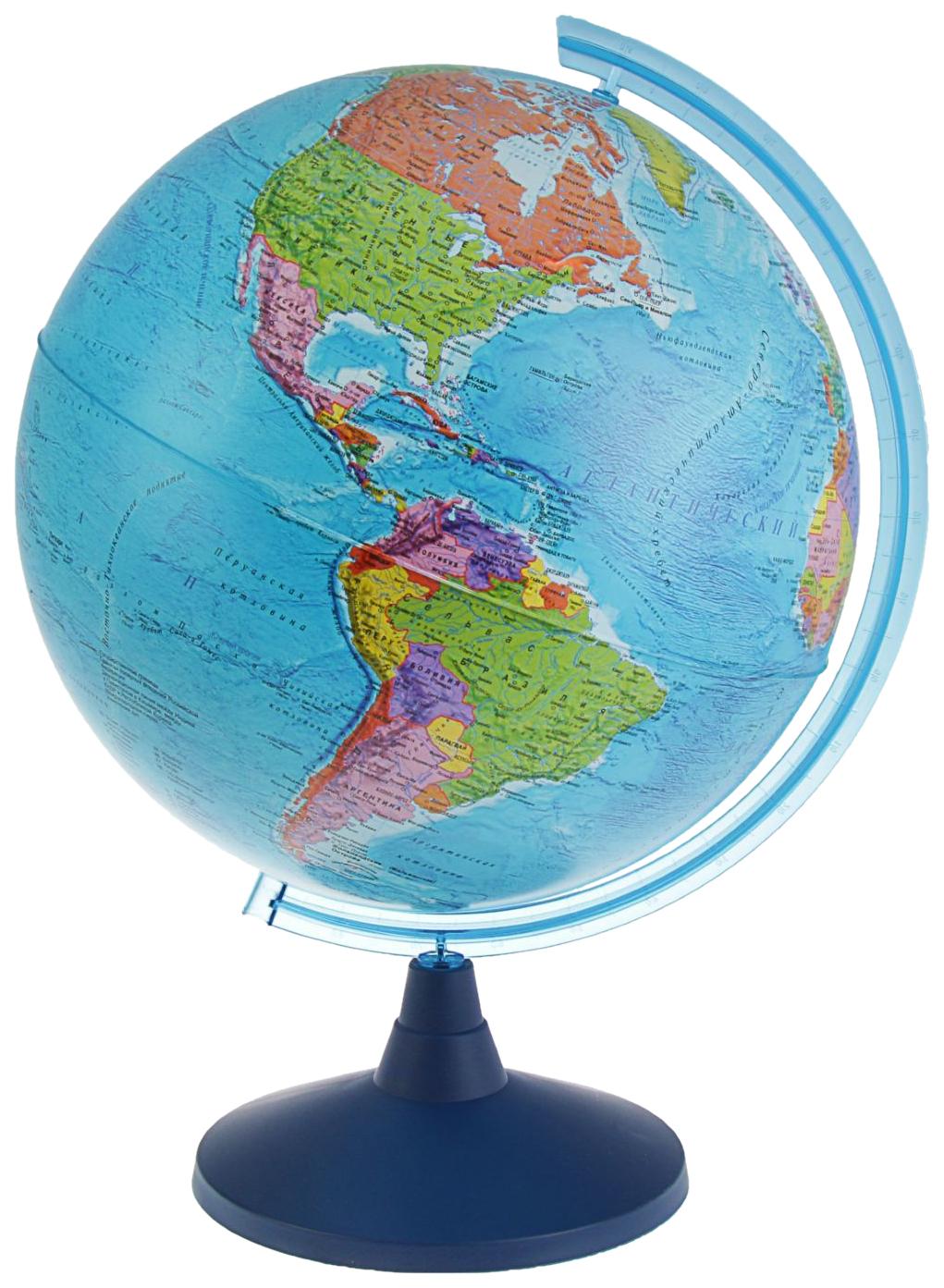 Купить Политический глобус Globen Классик Евро 40 см, Глобусы