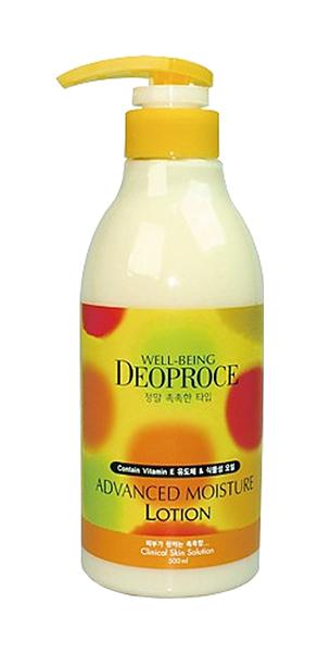 Лосьон для тела Deoproce Well being Body