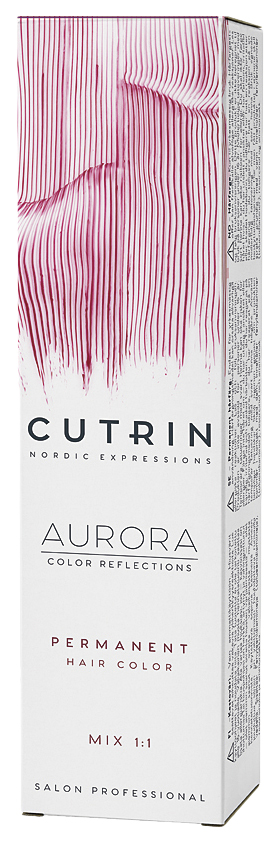 Купить Краска для волос CUTRIN AURORA Permanent Hair Color 8.74 Карамель 60 мл