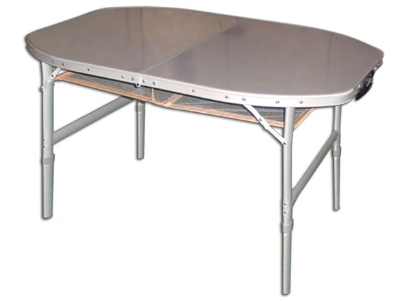 Туристический стол Maverick Net Holder High коричневый