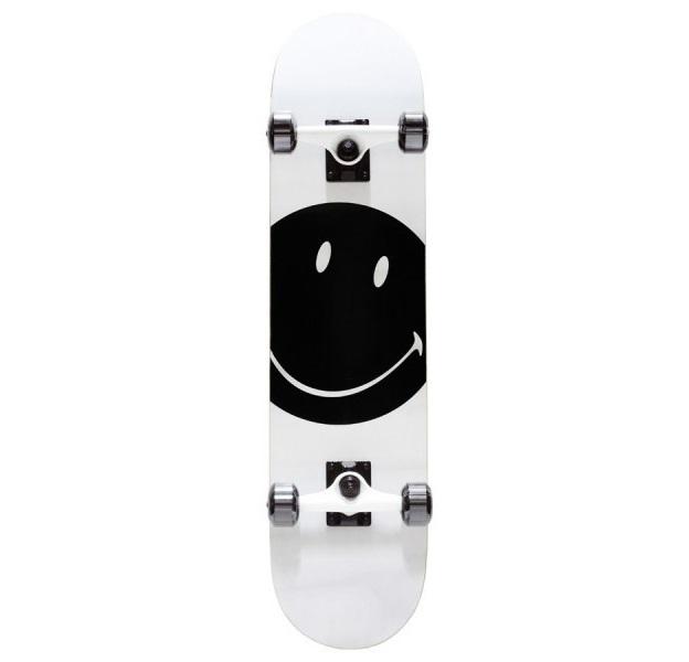 Скейтборд Smiley Face
