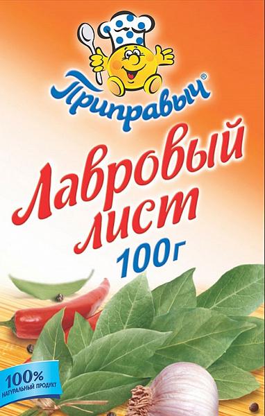 Лавровый лист Приправыч 100 г