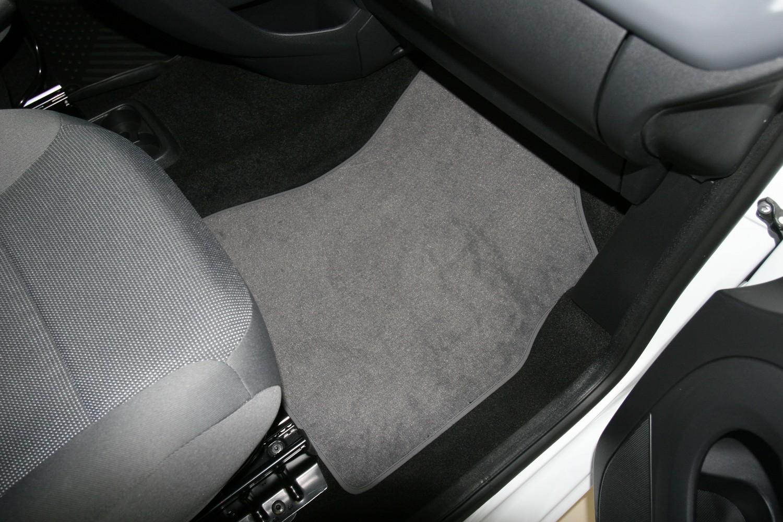 Коврики в салон Autofamily для PEUGEOT Partner VU 2008, текстиль