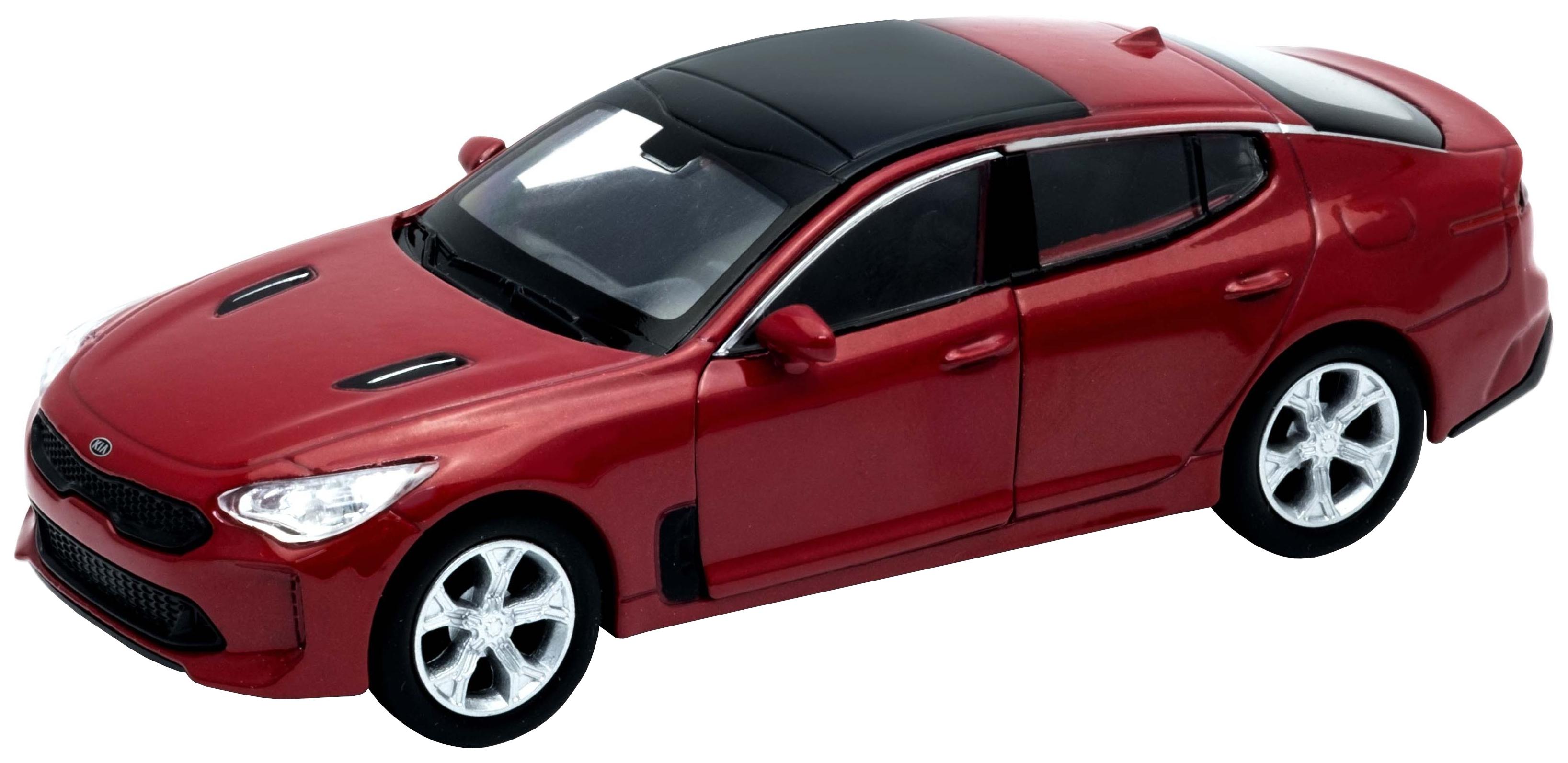 Модель машины 1:50 KIA Stinger Welly 43759