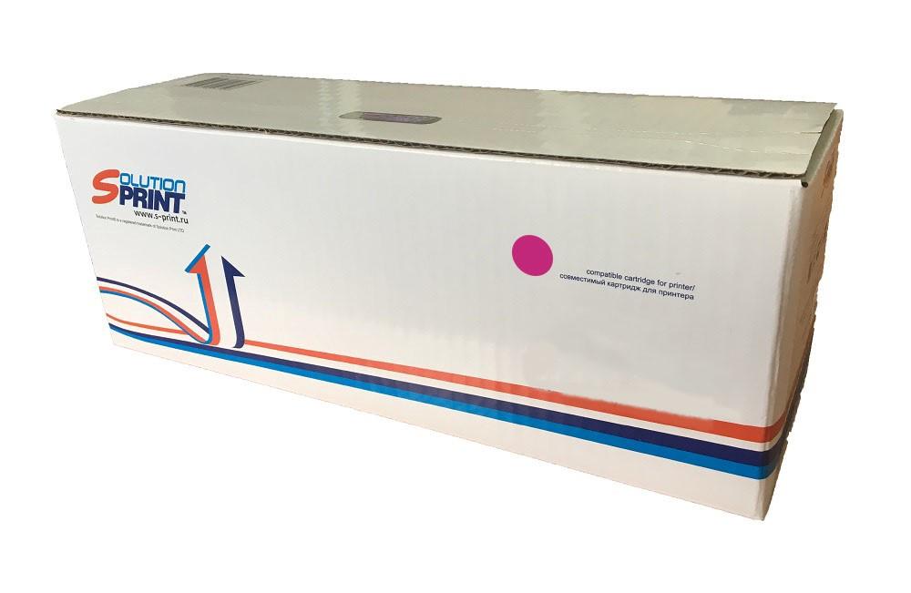 Картридж для лазерного принтера Sprint SP-H-CF413A M для HP 410A (CF413A)/ 410X (CF413X)