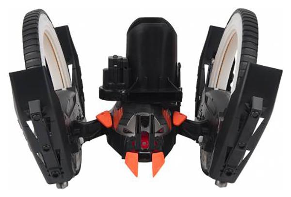 Радиоуправляемая машинка Keye Toys Space Warrior Оранжевый/Черный
