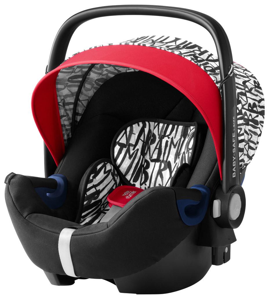 Автокресло Britax Roemer Highline Baby-Safe2 I-Size LetterDesign