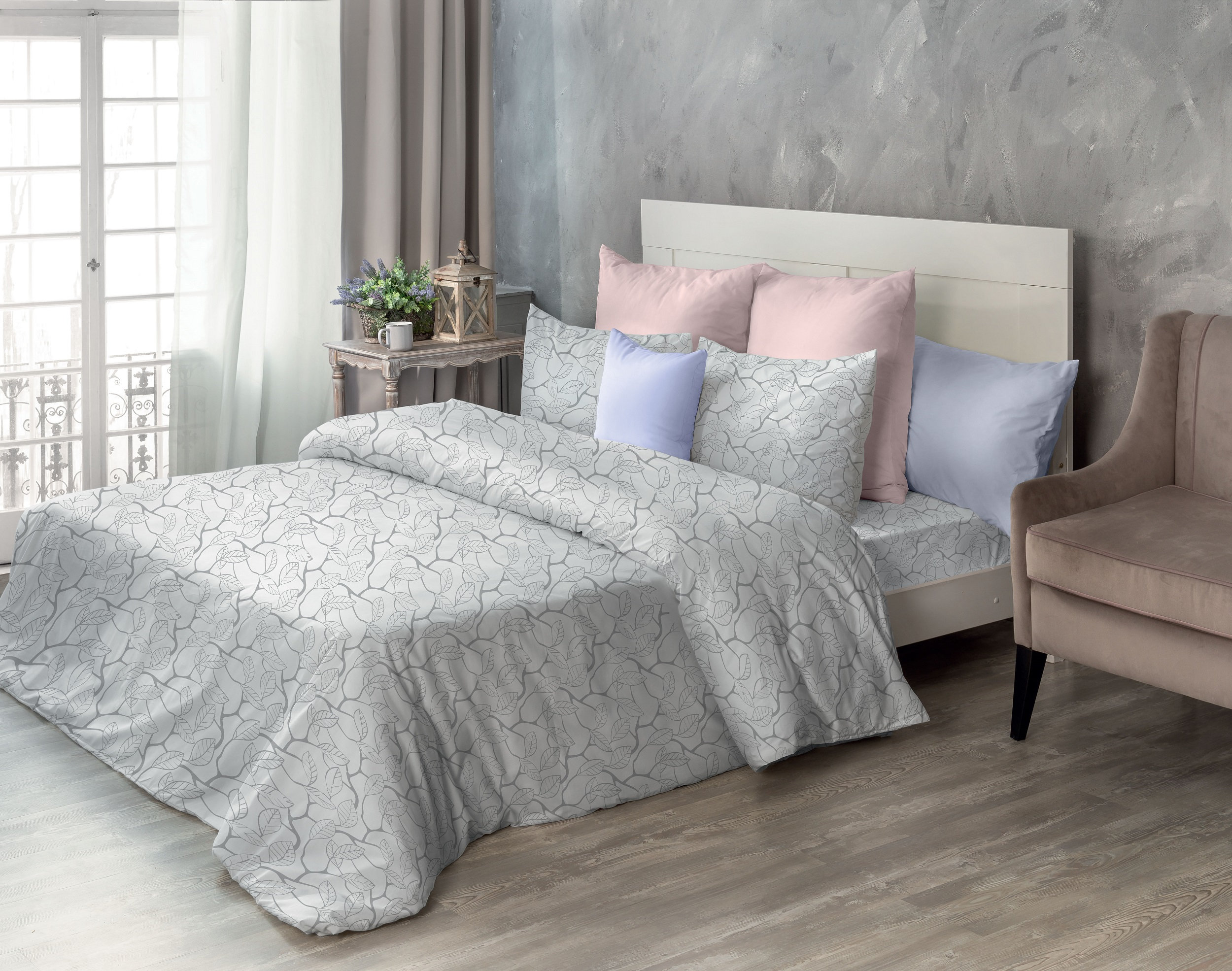 Комплект постельного белья Самойловский текстиль Самойловский текстиль евро