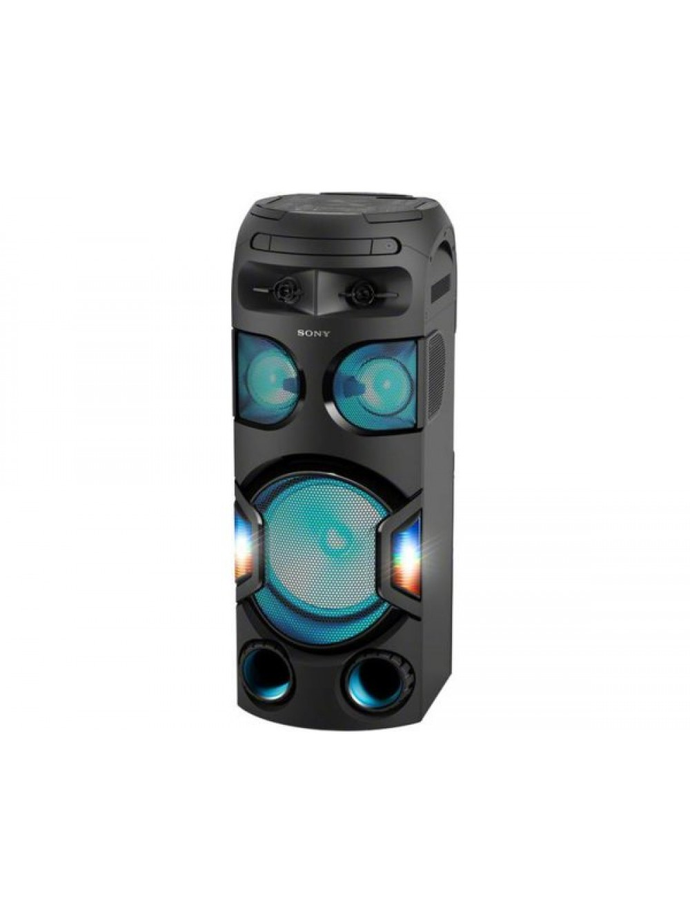 Музыкальная система Sony MHC-V72D//M фото
