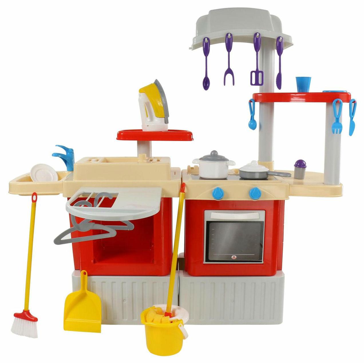 Купить Игрушечные кухни, Детская кухня Coloma Infinity basic №4,