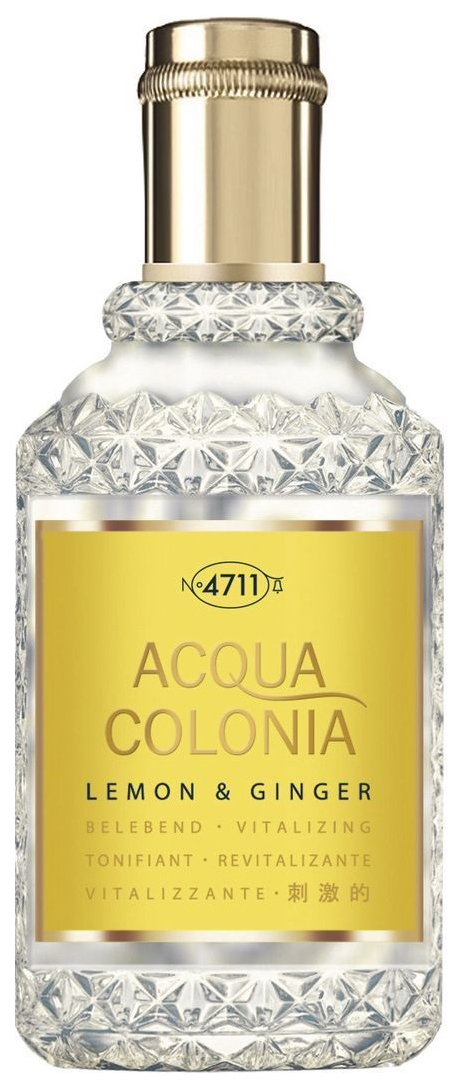 Одеколон 4711 Acqua Colonia Lemon & Ginger 50 мл фото