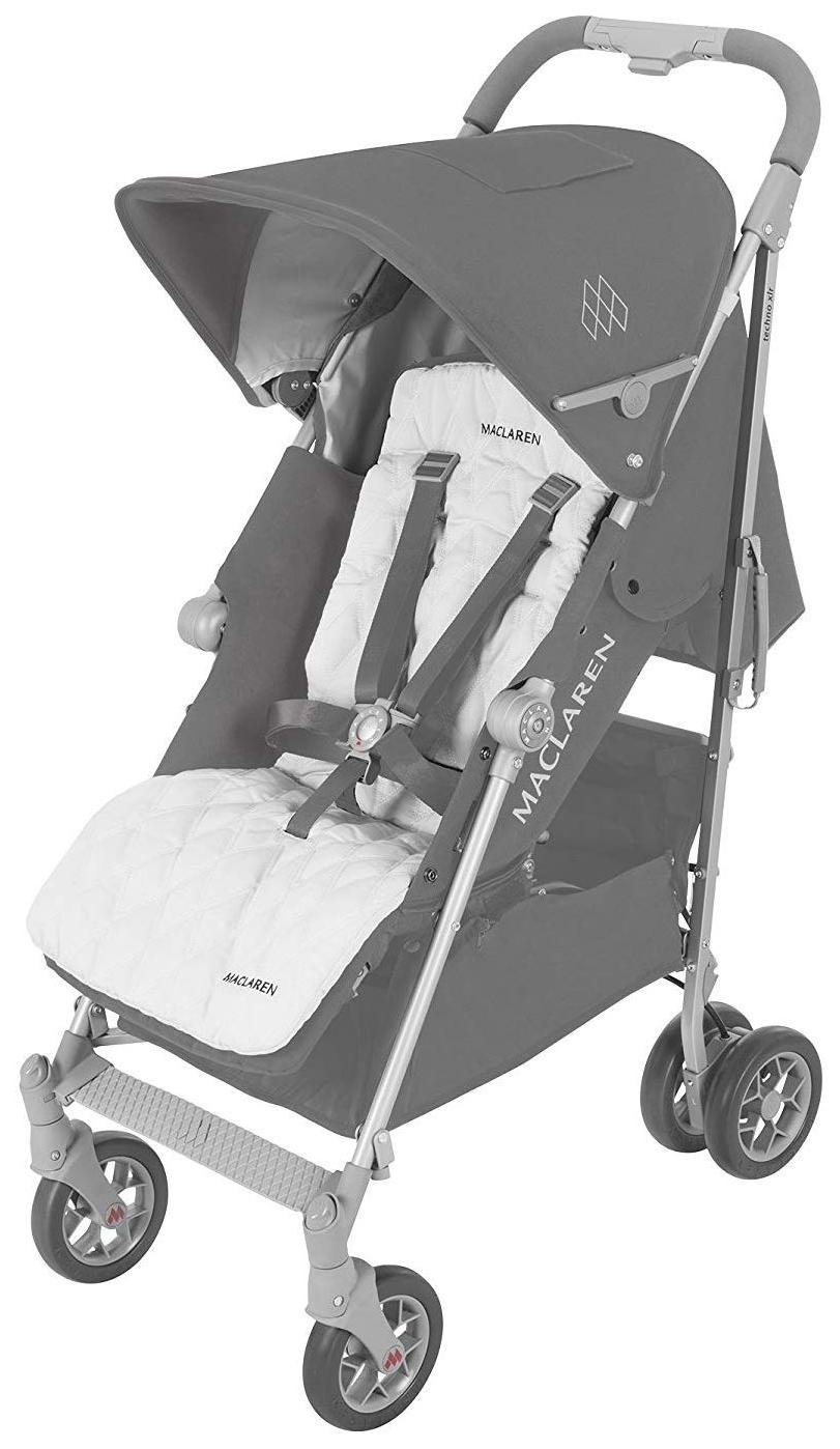 Коляска прогулочная Maclaren Techno XLR Arc Charcoal/Silver