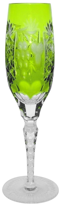 Фужер для шампанского Ajka Crystal Grape