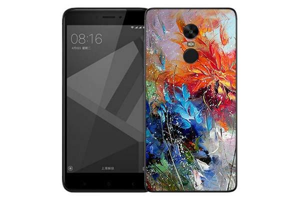 Чехол Gosso Cases для Xiaomi Redmi Note 4X «Весенний взрыв»