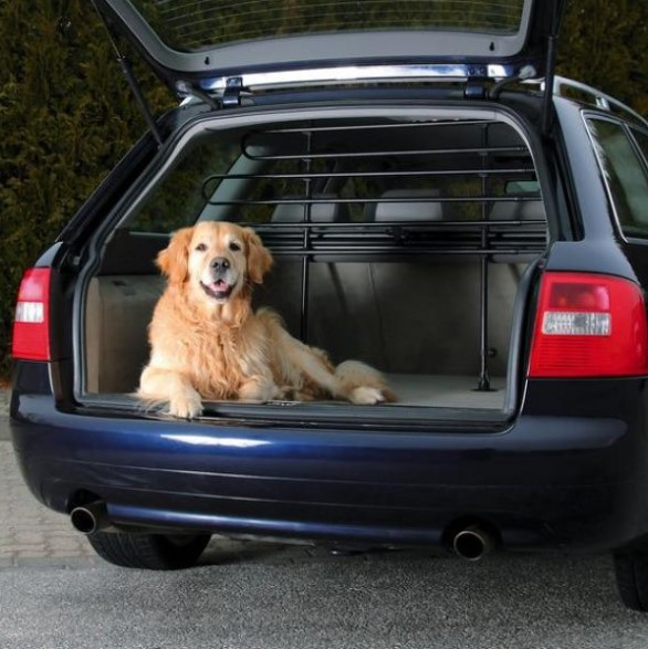 Решетка для багажника TRIXIE в автомобиль раздвижная