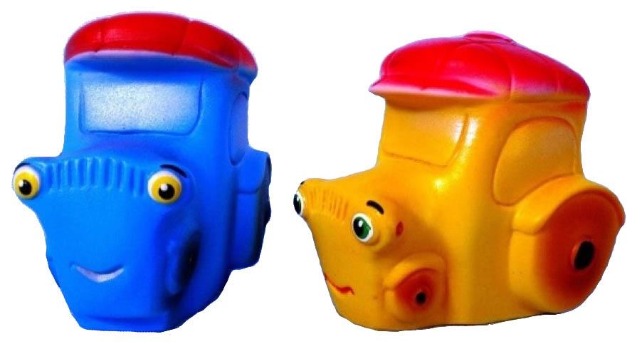 Купить Игрушка для купания Кудесники Трактор СИ-462 в ассортименте, ПКФ Игрушки, Игрушки для купания малыша