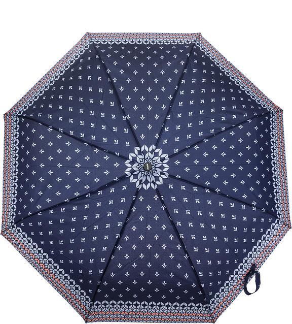 Зонт женский Doppler 7301652702 shamrock, синий