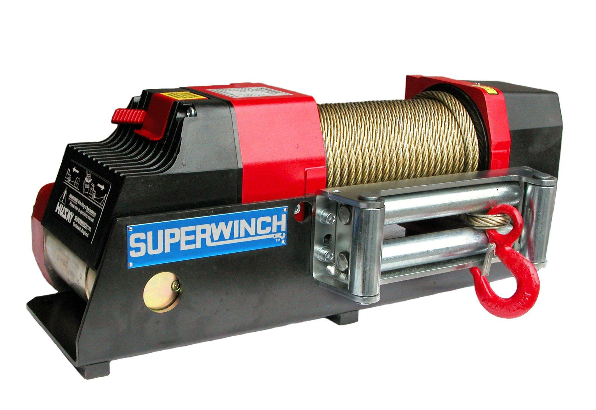 Лебедка Superwinch 1.4л.с. 1820кг (W1500)