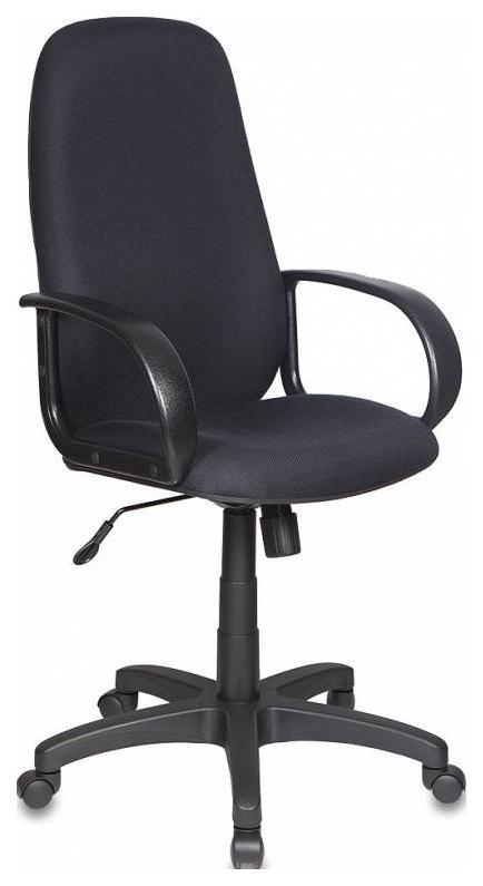 Компьютерное кресло Бюрократ CH-808AXSN/Black 664036, черный
