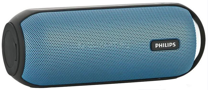 Беспроводная акустика Philips BT6000A/12 Blue