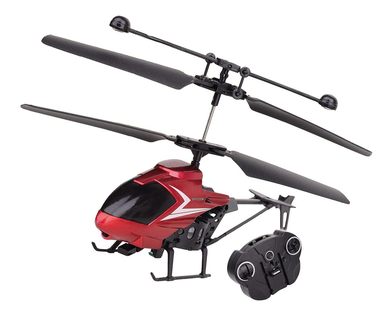 Радиоуправляемый вертолет пчелка на инфракрасном управлении Пчелка по цене 1 274