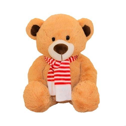 Купить Мягкая игрушка Button Blue Мишка Шерлок, 28 см, Мягкие игрушки животные