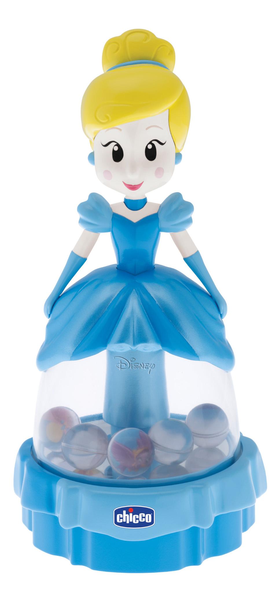 Купить Музыкальная игрушка-юла Chicco Танцующая Золушка, Развивающие игрушки