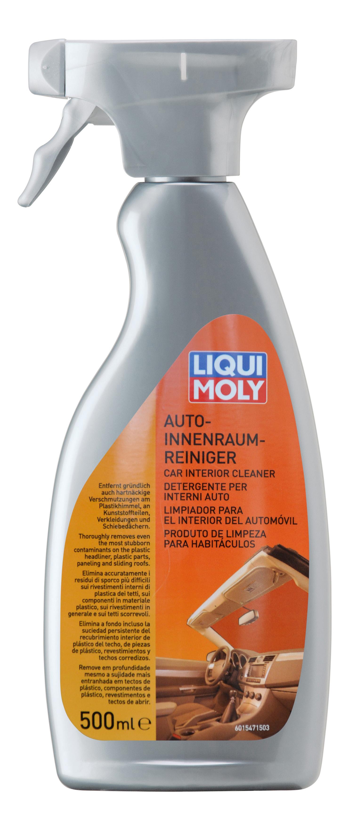 Средство для очистки салона автомобиля LIQUI MOLY Auto-Innenraum-Reiniger (1547) фото