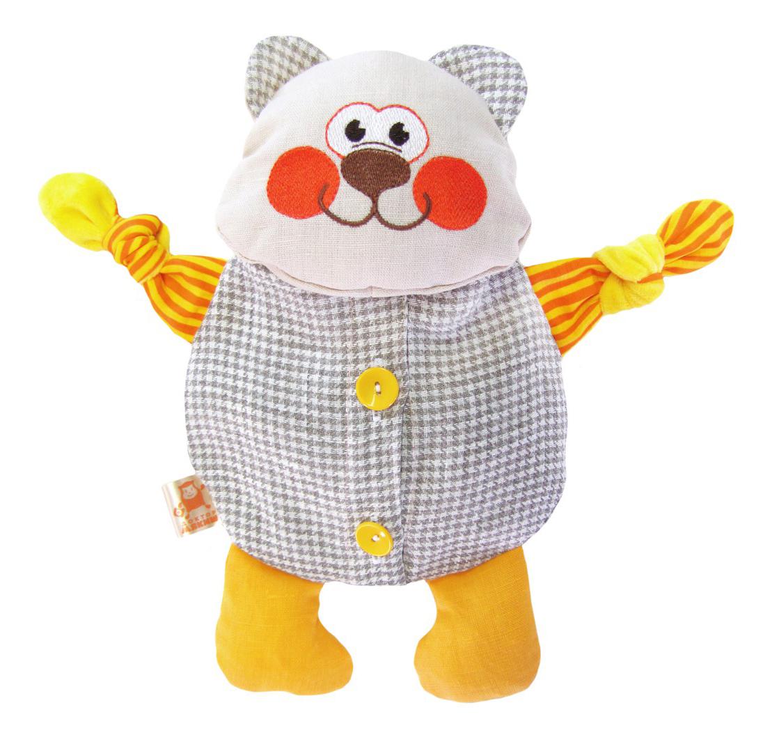 Мягкая игрушка Мякиши Доктор Мякиш Мишутка