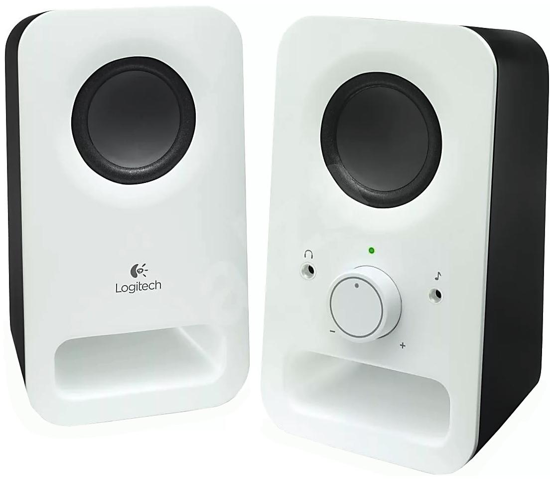 Колонки компьютерные Logitech Multimedia Speakers Z150 Белый