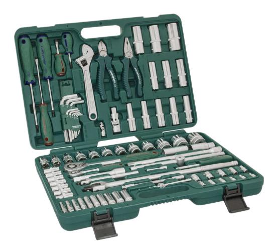 Набор инструментов для автомобиля JONNESWAY S04H52483S