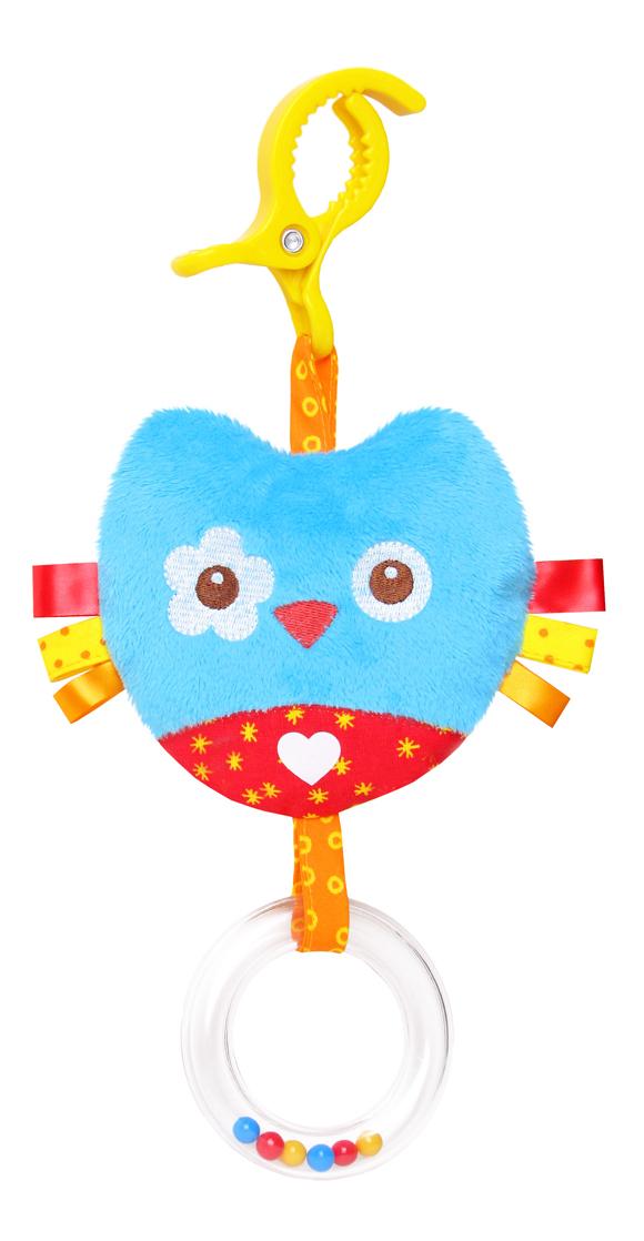 Купить Шумякиши Подвеска сова, Подвесная игрушка Мякиши Шумякиши Подвеска Сова ,
