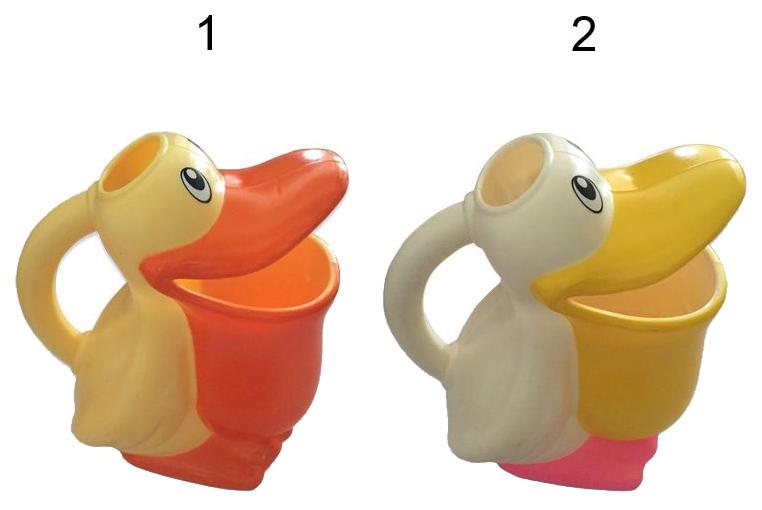 Купить Игрушка для купания ABtoys «Веселое купание» Пеликан для ванной PT-00530 26, 5х18х19 см, Игрушки для купания малыша