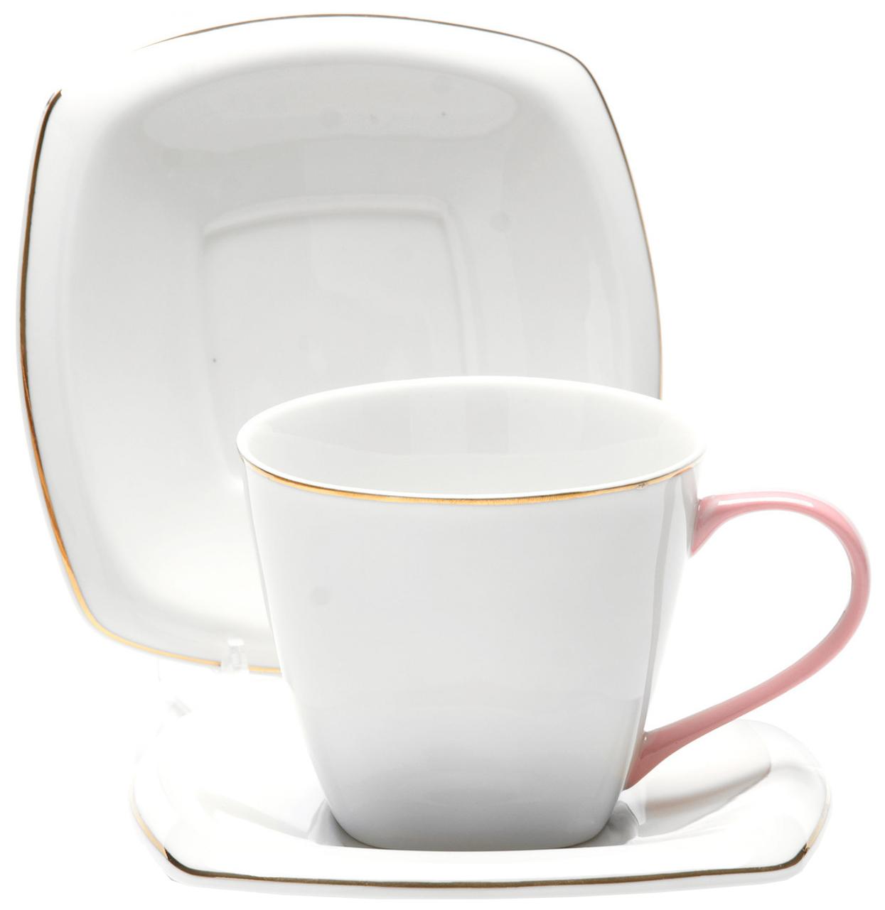 Чайный сервиз LORAINE нежность 26641