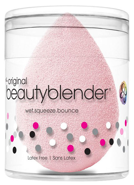 Спонж для макияжа beautyblender bubble Светло розовый
