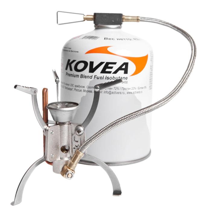 Туристическая горелка газовая Kovea Hose Stove Camp-5 KB-1006 фото