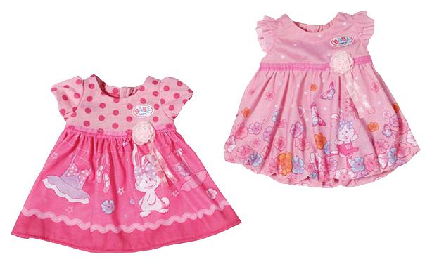 Платья на вешалке для Baby Born Zapf Creation