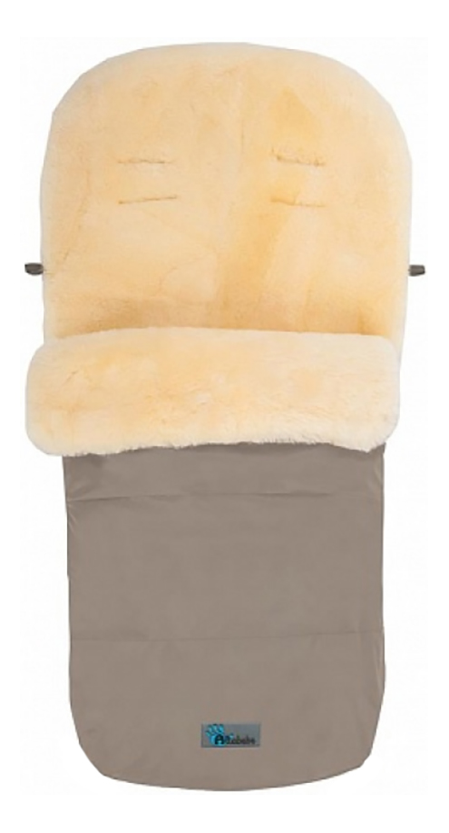 Купить Конверт-мешок для детской коляски Altabebe MT2200LP Lambskin-Footmuff Beige, Конверты в коляску