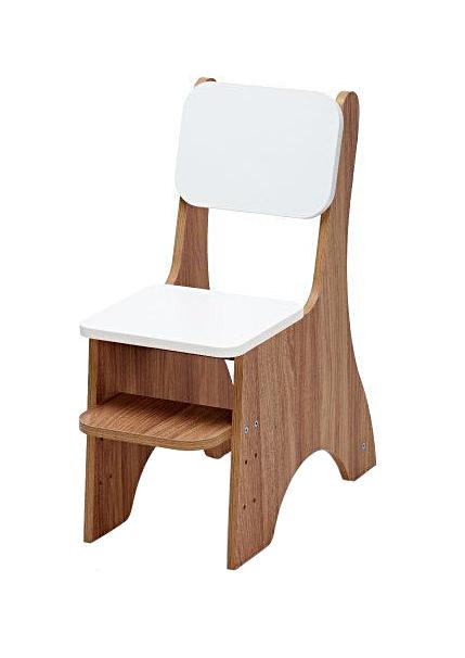 Купить Детский стул Baby Step Праздник, с регулируемой подножкой, Детские стульчики