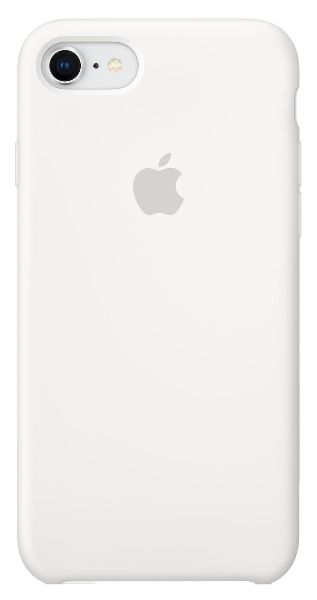 Кейс для Apple iPhone iPhone 8 / 7 Silicone Case White (MQGL2ZM/A)  - купить со скидкой