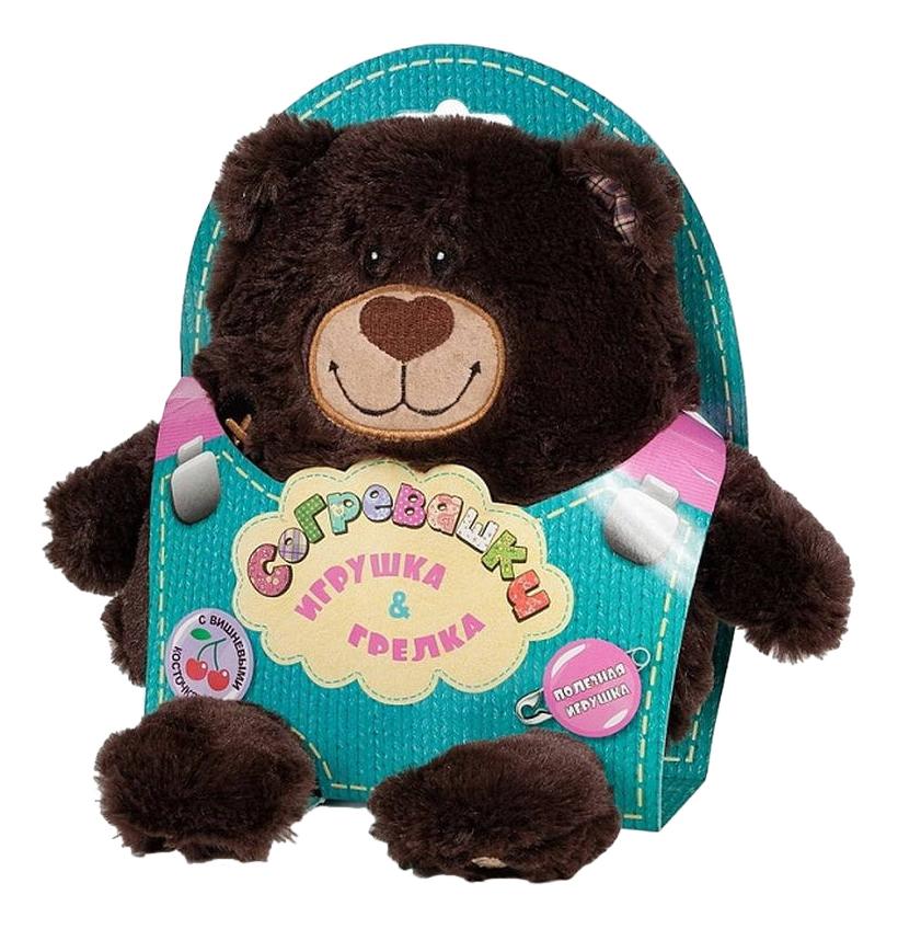 Купить Согревашки Медвежонок, Мягкая игрушка Maxitoys Грелка Медвежонок, Мягкие игрушки животные