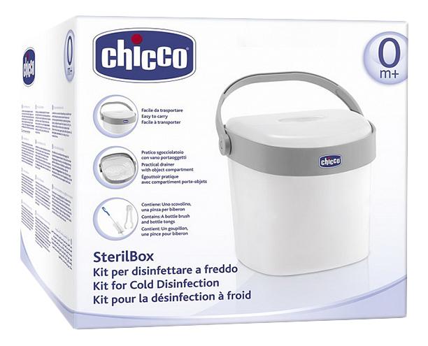 Стерилизатор для СВЧ Chicco Steril Box