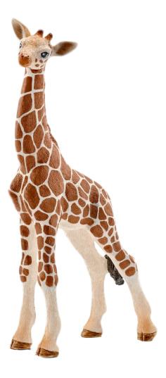 Купить Wild Life Детеныш жирафа высота, Фигурка животного Schleich Wild Life Детеныш жирафа, Игровые фигурки