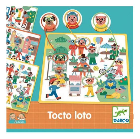 Купить Семейная настольная игра Djeco Объясни, Семейные настольные игры