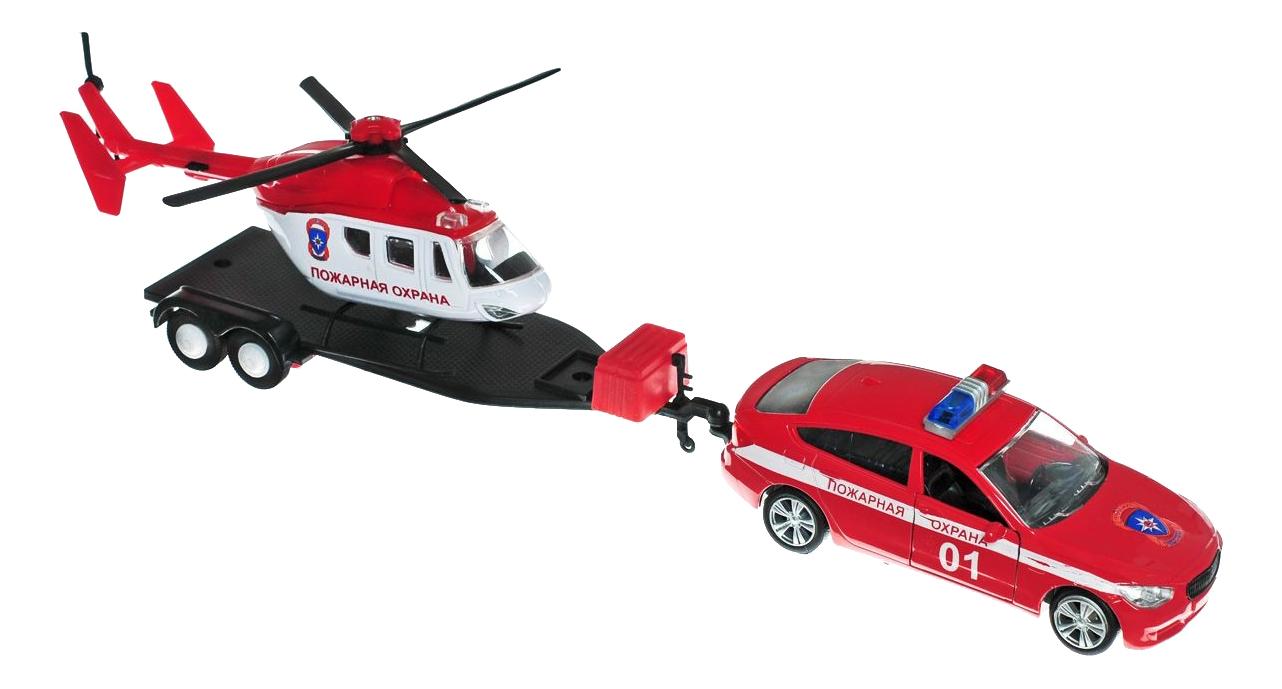 Набор пожарного в кейсе Autotime Bavaria Gran