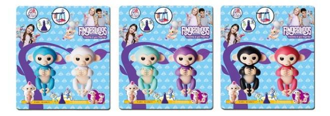 Купить Gepai B1660704, Интерактивная игрушка Shantou Gepai Обезьянка B1660704, Интерактивные игрушки