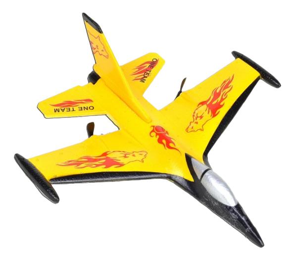 Купить Самолёт р/у истребитель на аккум М32297, Самолёт р/у Истребитель на аккум. Gratwest М32297, Радиоуправляемые самолеты