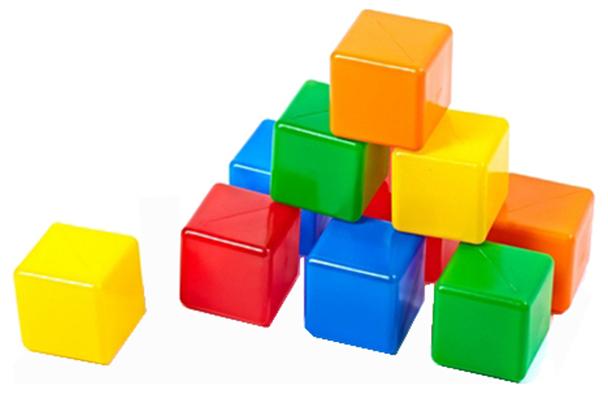 Кубики для настольных игр Строим вместе 5253