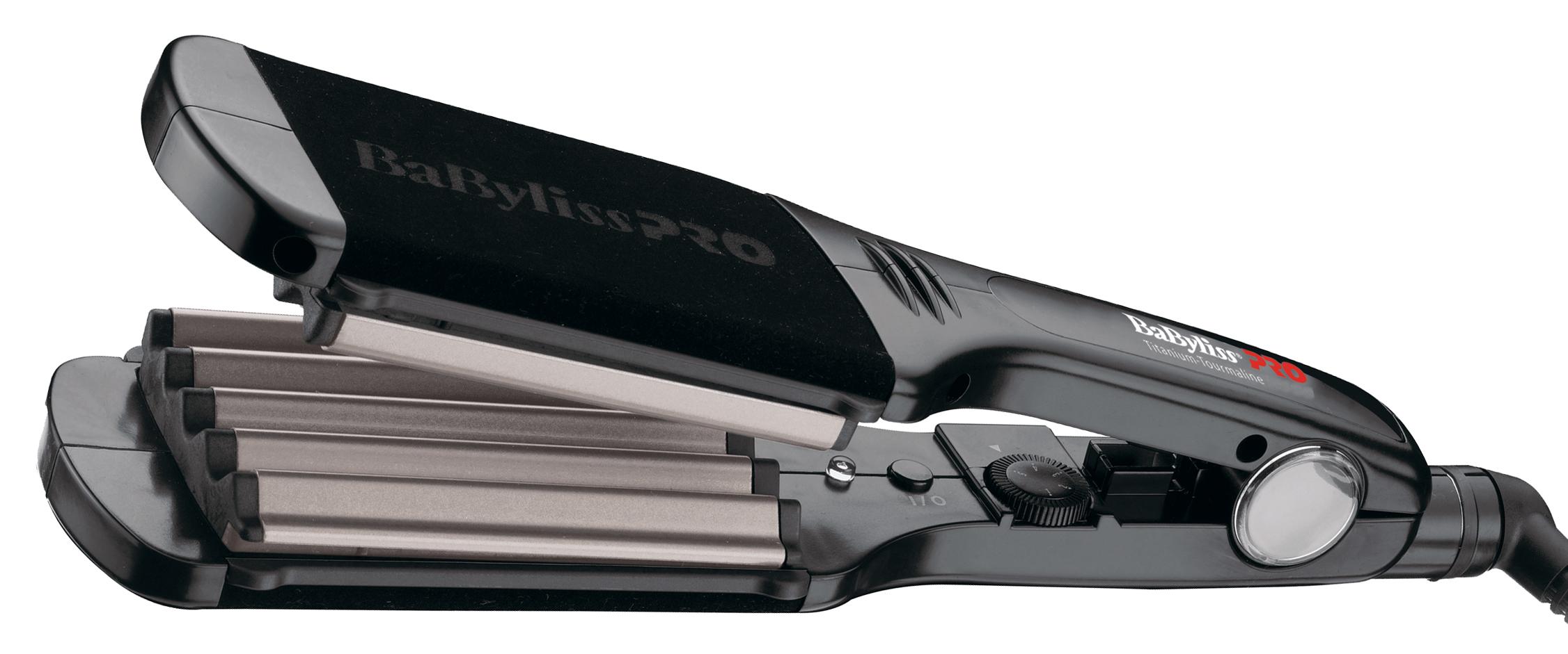 Щипцы гофре BaByliss Pro Titanium Tourmaline BAB2512EPCE