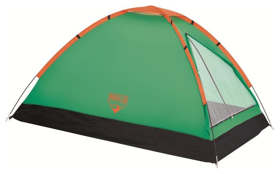 Палатка Bestway Monodome двухместная зеленая